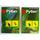 Рубит гранулы- приманка от тараканов и муравьев 20 грамм