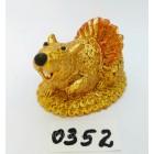 Сувенир статуэтка Символ года 2020 размер 5*6*4 см