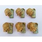 Статуэтки сувениры Мышка малютка 2*2,5*2 см