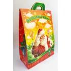 Упаковка для конфет Дед Мороз 500 грамм