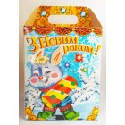 Упаковка для конфет Зайчик  1 кг