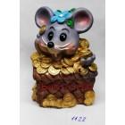 Копилка керамическая с символом 2020 года Крысы