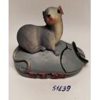 Статуэтки сувениры Крысы 7*7,5 см