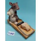Статуэтки сувениры Год Крысы 2020  размер 8*10 см