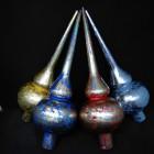Новогодние игрушки верхушка на елку Ретро 27 см