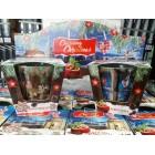 Свечи ароматизированные в стакане BARTEK Рождество