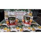 Свечи ароматизированные в стакане BARTEK Рождественские ароматы