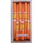 Свечи декоративные Апельсин BARTEK ароматизированные