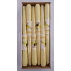 Свечи декоративные Ваниль BARTEK ароматизированные