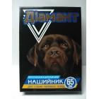 Ошейник от блох и клещей для крупных собак 65 см Диамант