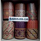 Формы для выпечки бумажные пергамент 110*85 Традиционные микс