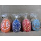 Свечи пасхальные Яйцо ХВ