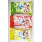 Влажные салфетки детские 100% Чистоты 72 шт