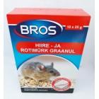 Брос зерновая смесь  от мышей и крыс  250 грамм качество