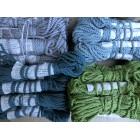 Веревка шнур плетенка 5мм*12м B-22 цветная
