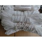 Веревка шнур В-22 белая 5 мм* 15 м