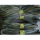 Веревка плетенка жесткая 6 мм*12 м