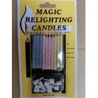 Свечи в торт магические R-1141