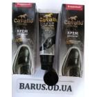Крем для обуви Cavallo Кавалло с пчелиным воском бордо 75 мл