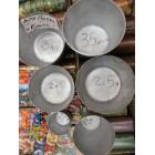 Формы для выпечки алюминиевые 1.5л