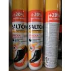Салтон краска для гладкой кожи черный
