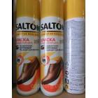 Салтон краска для гладкой кожи коричневый