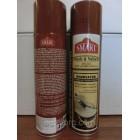 Спрей для замши и набука+защита от влаги светло-коричневый