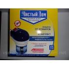 Набор Чистый дом фумигатор  + жидкость 45 ночей защита от комаров