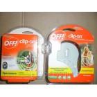ОФФ прибор защита от комаров на природе Clip