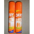 Офф OFF от комаров аэрозоль для всей семьи 100 мл